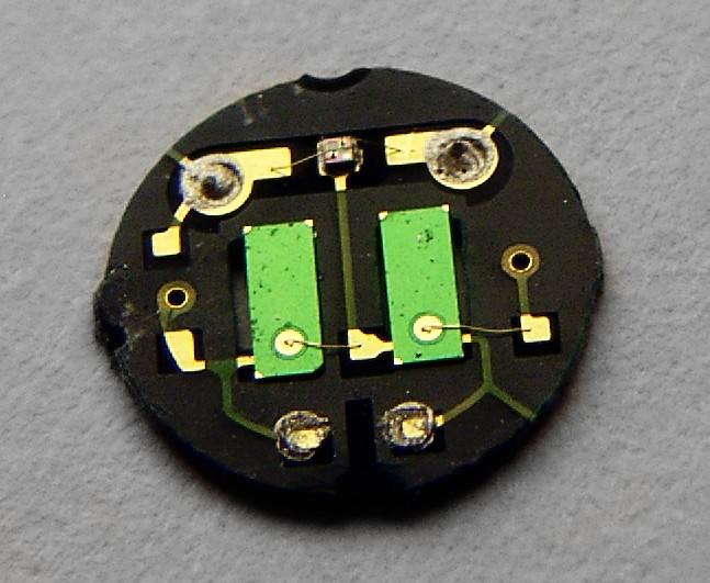Un sensore piroelettrico