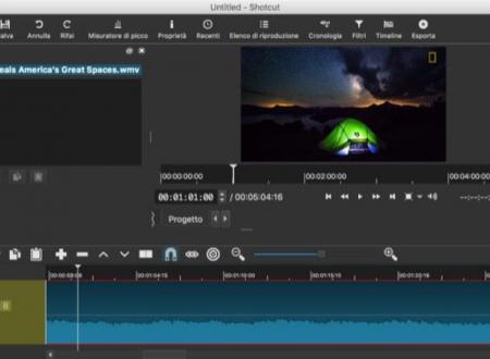 Programmi per montare video GRATIS